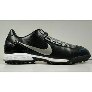 Rare!! 2007 Nike Total90 Shoot Turf Soccer Shoes